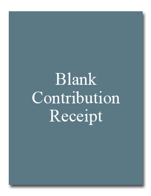 BlankContributionReceipt
