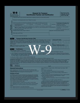 W-9Icon