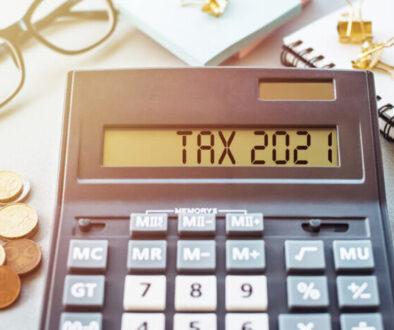 BP - 2021 Taxes